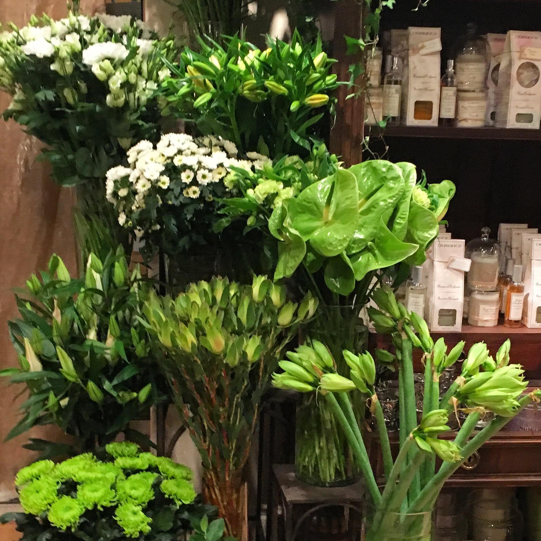 blommor stockholm central